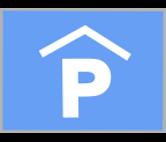 Parkgaragen Symbol
