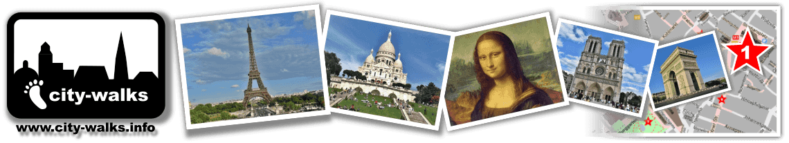 city-walks Paris